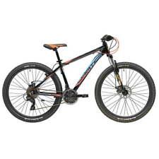 """Bicicletta Mountain Bike MTB Ragazzo 27,5"""" H48cm RCK 21V Cicli Adriatica Nero"""
