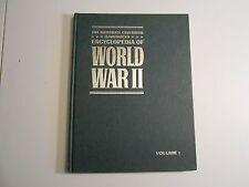 The Marshall Cavendish Illustrated Encyclopedia of World War II  BOOK LV RM