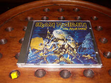 Iron Maiden : Live After Death Siae Inchiostro 1985 Cd ..... New
