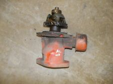 Allis Chalmers Wd Wd Tractor Good Engine Motor Distributor Drive Assembly