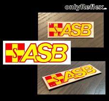 ASB Langlogo Style 1 Magnet Pin 3D