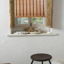 """Natural Bamboo Roll Up Window Blind Sun Shade Wb-Sun318 (42""""X72"""")"""