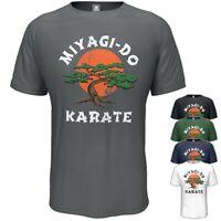 Miyagi Do Karate T-Shirt Cobra Kai Inspired Birthday Gift Vintage Style S - 5XL