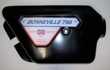 NOS TRIUMPH SILVER JUBILEE RIGHT STYLING SIDE PANEL COVER 83-7075 NEW OLD STOCK