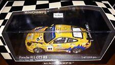 Minichamps 1/43 Porsche 911 GT3 RS #91 Le Mans 2006