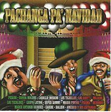 Music CD Pachanga Pa' Navidad