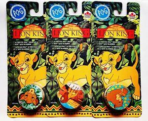 SUPER RARE 90's Lion King Disney Pogs & Slammer Pack - Vintage Retro Gaming
