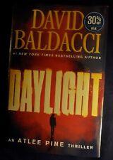 Daylight (Atlee Pine Thriller) byDavid Baldacci(Hardcover 2020)1st ed.FreeShip