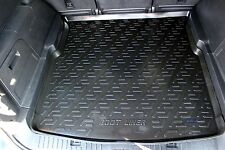 Premium Rubber Boot Liner Mat Tray Protector Ford S Max 2006 2010
