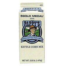 Pappy's Kettle Corn Mix  (3.25 Lb. Carton)