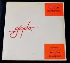 GIGOLO-GIGOLO-FUNK, SOUL, DISCO - 1984-PRIVATE PRESS-SEALED LP