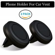 2x Universal 360° Car Mount Air Vent Cradle Holder for iPhone X/8+/8/7/6/6+/5/5s