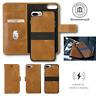DBramante 1928 Lynge 2 Genuine Leather Folio Wallet Flip Case for iPhone 7 Plus