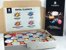 Cafe Royal Welcomepack Classic 4 Sorten je 10 Kapseln =40 Kapseln 8,95€/100gr