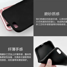 Ultra Thin Black Soft Tpu Silicone Back Case Cover For iPhone 11