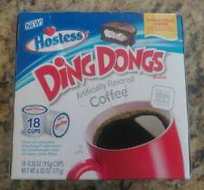 Hostess Ding Dongs Flavored Coffee Keurig K-Cups (18pack)