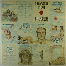 """12"""" LP - Lennon - Shaved Fish - K6323h - washed & cleaned"""
