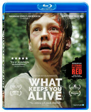 WHAT KEEPS YOU ALIVE (2018) Blu-ray (Colin Minihan) Hannah Emily Anderson *New*
