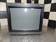 Sony Trinitron PVM-20L5 CRT Monitor Great Condition