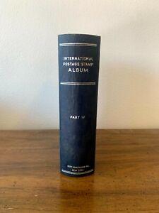 Scott International Stamp Album Volume 4: 1956-1959 EXCELLENT CONDITION