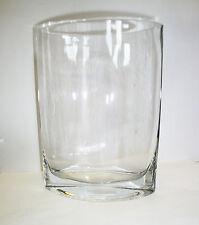 Ovale Markenlose Deko-Blumentöpfe & -Vasen aus Glas