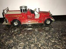 The Ertl .co Newton Cove Vol. Fire Company No.1 1937 Princeton Gallery Model Ht