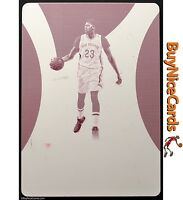 2016-17 Anthony Davis National Treasures Immaculate Magenta Printing Plate 1/1