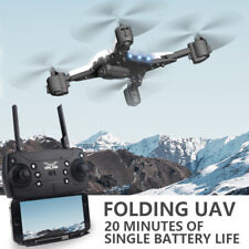 About 20 mins Long Flying Time Drone KY601S 1080P 110°Wide-angle Lens HD Camera
