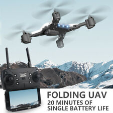About 20 mins 5MP Drone KY601S 1080P 110°Wide-angle Lens HD Camera