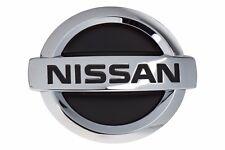 2004-2006 Nissan Altima Chrome Front Grille Emblem Logo Nameplate Badge OEM NEW