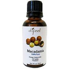 Difeel 100% Pure Macadamia Essential Oil 1 oz