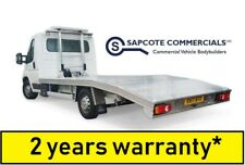 ALUMINIUM  RECOVERY BODY / CAR TRANSPORTER / BEAVERTAIL / CHASSIS CAB/TRUCK