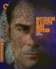Investigation of a Citizen Above Suspicion (Criterion) [Blu-ray+DVD] A/1 RC1