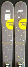 14-15 Rossignol Sassy 7 Used Women's Demo Skis w/Binding Size 150cm #230873