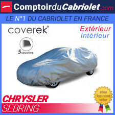Bâche Chrysler Sebring - Coverek®  : Housse de protection auto mixte