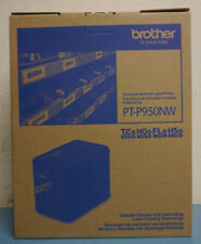 Brother PT-P950NW Industrial Wireless Label Printer New In Box