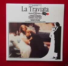 LP - Original soundtrack, Giuseppe Verdi's La Traviata, A film by Franco Z.
