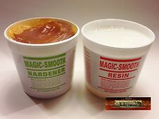 M01193 MOREZMORE Glue Epoxy Magic Smooth Gel 4 lb StrongGripOnSmallSurface A60