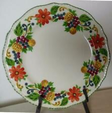 """Vintage Steubenville Ivory Luncheon Plate   Harvest 9"""" Retired"""
