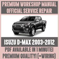 isuzu workshop manual