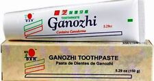4 Boxes DXN Ganozhi Toothpaste Ganoderma Lingzhi + Fluoride Saccharin Free