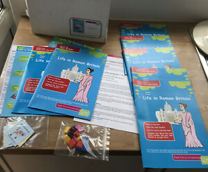 Life in Roman Britain KS2 Topic Pack Oakabooks Active Learning History Like New