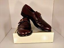 Allen Edmonds Standish Cordovan Leather Dress Shoes Mens 9 D