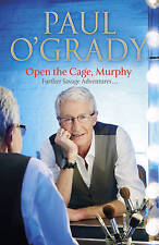 Autobiography Open The Cage, Murphy, Vol 4, O'Grady, Paul Book