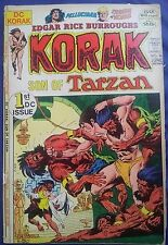 KORAK SON OF TARZAN #46 VG+ 1st D.C. Issue
