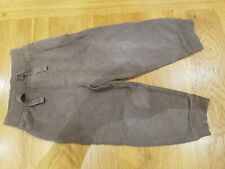 TU Brown Tracksuit Bottoms - 2-3 years - Combined P&P Offered