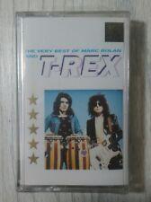Rare The best of Mark Bolan & T Rex / cassette album / new & sealed!