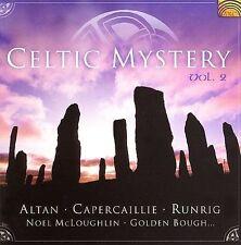 Celtic Mystery, Vol. 2, New Music