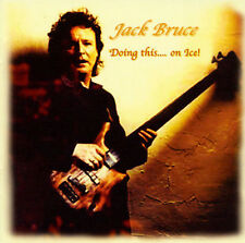 JACK BRUCE - Doing This...On Ice! (CD 2001)