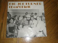 BIG JOE TURNER / I DON'T DIG IT 1940-1949 ~ Import Album ~ NEW MINT ~ SEALED